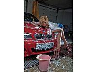 hand car wash staff wanted £60