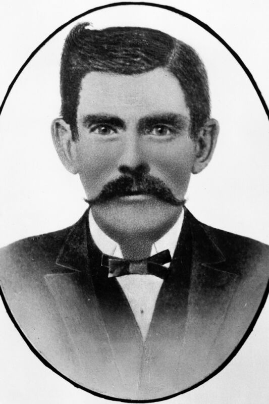 """New 5x7 Photo: Gambler and Gunfighter John """"Doc"""" Holliday, American Old West"""