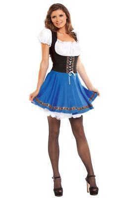 nwt BE WICKED sexy WENCH german BEER girl MAIDEN renaissance OKTOBERFEST - Renaissance Girl Kostüm