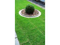6ft planter circle