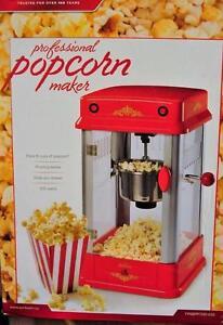 Sunbeam Theatre Style Popcorn Maker