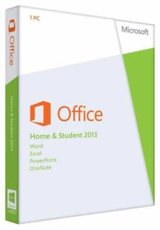 Office Home & Student -New Unwrapped.