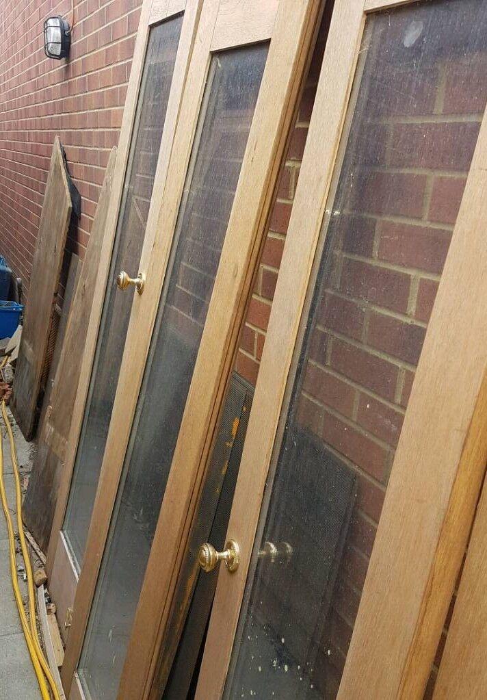 Double Glazed Wooden French Doors In Basingstoke Hampshire Gumtree