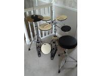 Full DW practise Kit + Cymbals + Sticks
