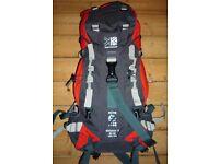 Karrimor Alp Lite 45+10 climbing/walking sack