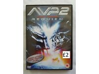 Individually priced DVD's for sale - £1.50 to £2.00 each