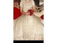 Morden Asian Wedding dress