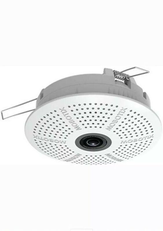 MOBOTIX MX-C25-D016 Hemispheric IP Camera, 6MP Moon-Light Technology.