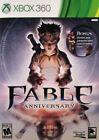 Microsoft Xbox 360 Fable Anniversary Video Games