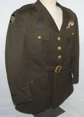 WW2 104th Infantry Division Officer