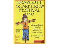 Draycott scarecrow festival