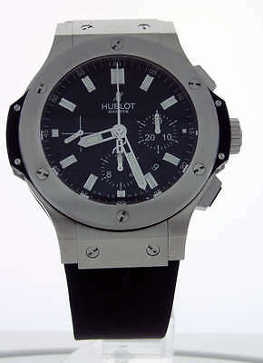 Hublot Big Bang Evolution Stainless Watch 301.SX.1170.RX 44mm
