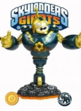 Skylanders Giants: Character - Legendary Bouncer - iDEAL!