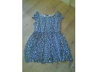 Dorothy perkins size 20 used immaculate stretch dress