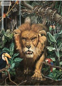 Original Art work by Australian artist 'Sal' one jungle