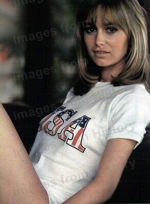 8x10 Print Susan George Cute Portrait #3126