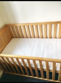 BabiesRus Hampshire cotbed