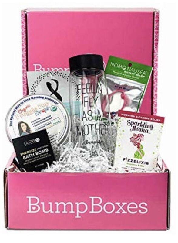 1st Trimester Pregnancy Bump Box