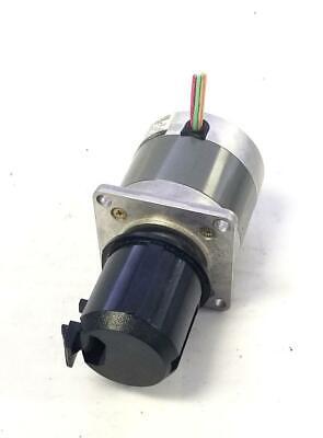 Minebea 23lm-c057-02 Stepper Motor W Printronix 150757-001 Ribbon Hub