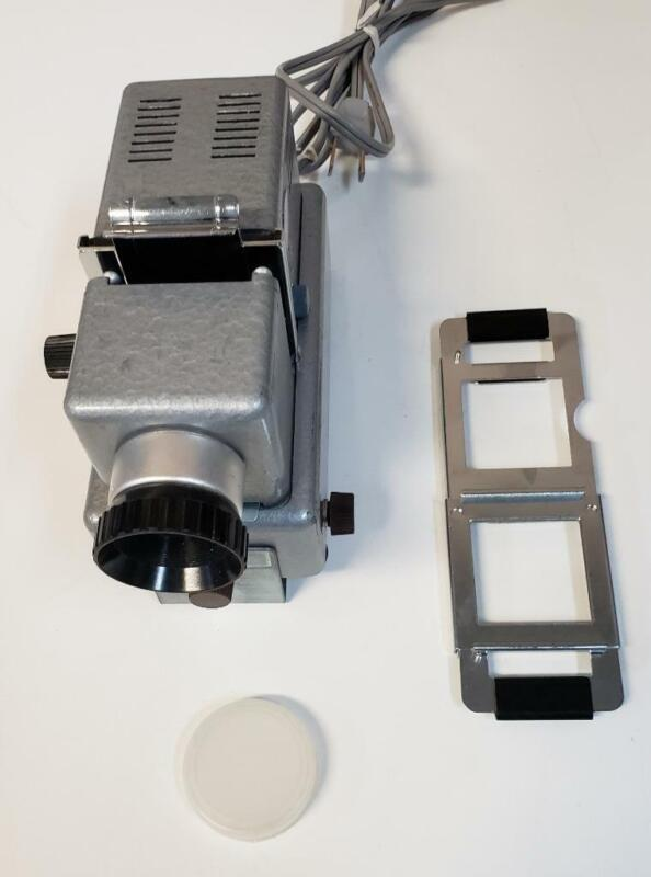 Viewlex Projector Model VI for Film Strips and Slides