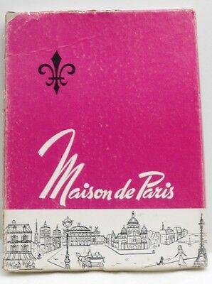 Vintage Box of Maison de Paris Nylon Stockings - 3 Pair