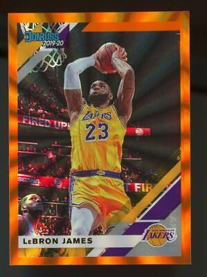 2019 Panini Donruss Orange Laser #94 LeBron James