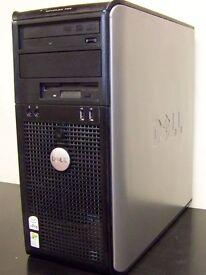 Windows 7 Dell Optiplex Computer