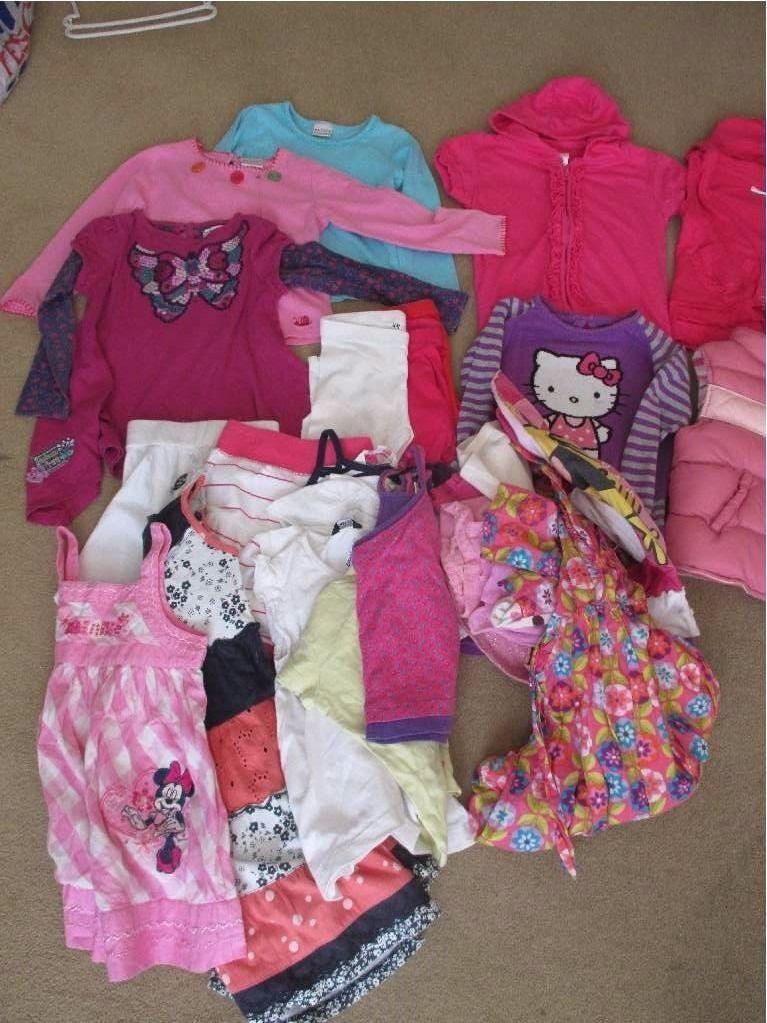 Girls 3-4 yrs big bundle
