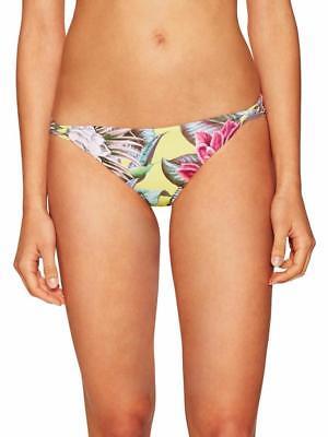 New with Tag - $122 Mara Hoffman Reversible Cactus Basket Bikini Bottom Size XS