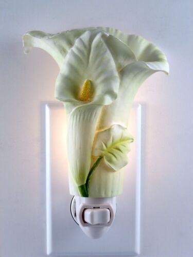 Beauty Of Callalily Flowers Nightlights,Night Lights
