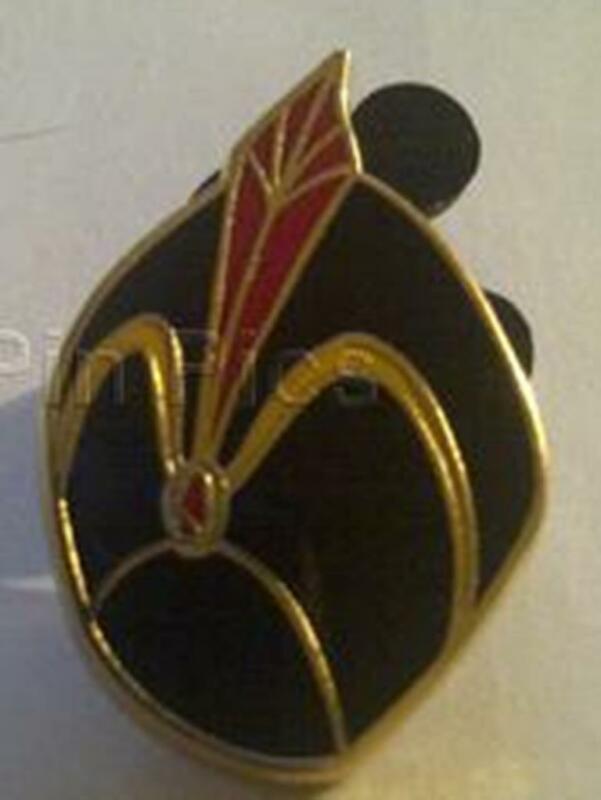 JAFAR Aladdin CHARACTER HATS Hat Mystery Collection VILLAIN Disney Pin 89377