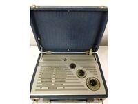 Antique battery power Pye radio.