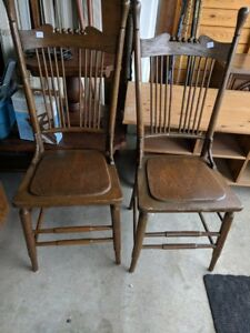 Antique Chairs $50 each obo