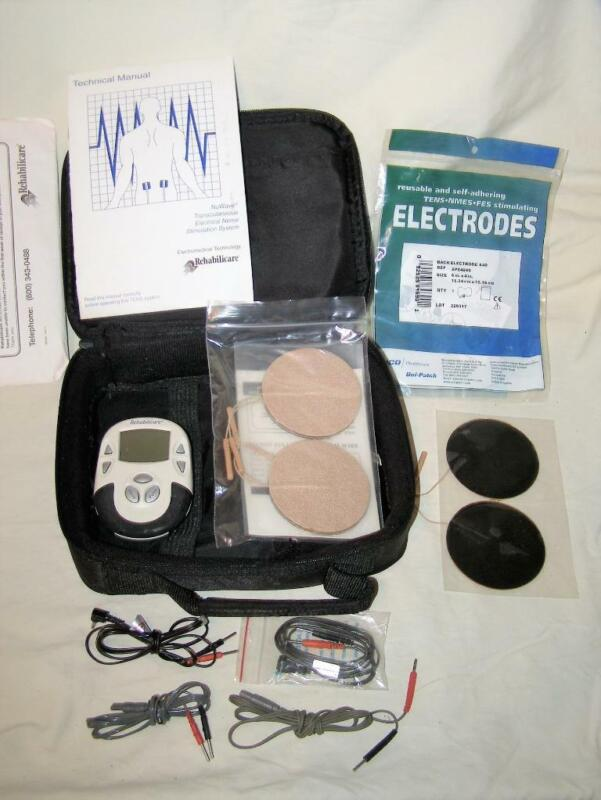 Rehabilicare Promax Transcutaneous Electrical Nerve Stimulation System Preowned