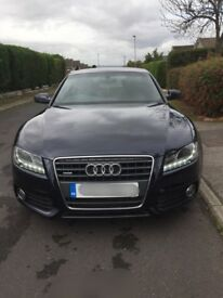FOR SALE Audi A5 2.0Lt TDI Sport Back S-Line Quattro 2010