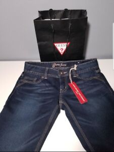 Brand New Dark Blue Guess Jeans