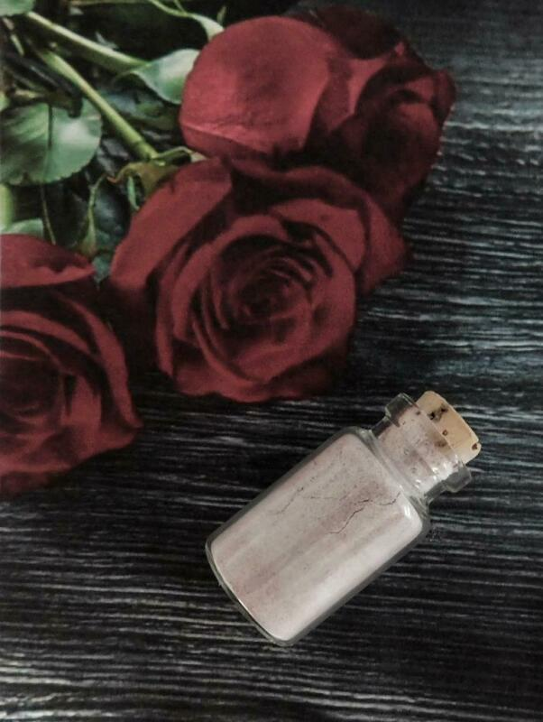 FAITHFUL LOVE Ritual Powder Authentic Recipe Wicca Witchcraft Pagan
