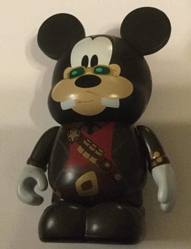 "Goofy Steampunk Mechanical King Sheriff Disney VINYLMATION 3""  Mickey Mouse Ears"