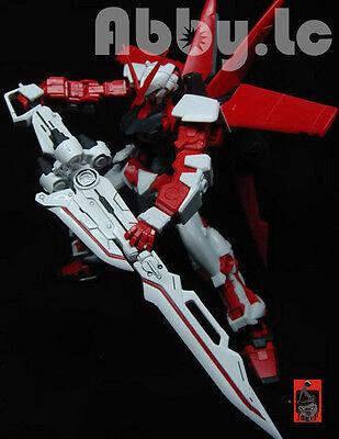 Build Parts Sword Custom Weapon Kit For HG 1/144 Astray Red Frame Gundam Model