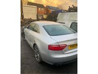 Audi A5 breaking for spares repairs parts - 8T3 2.0 Manual Petrol TSFI
