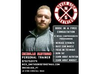 Personal Training Available