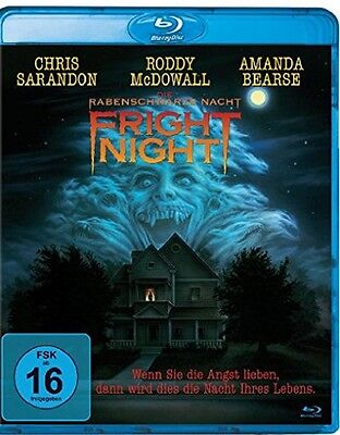 Blu-ray * Die rabenschwarze Nacht - Fright Night * NEU OVP ()