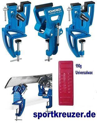 "Holmenkol Skispanner Super Pro Plus ""World Cup"" inkl. 1 x Universalwachs"