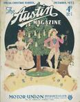 1933 Austin Magazine Nr 3 Special Christmas Number