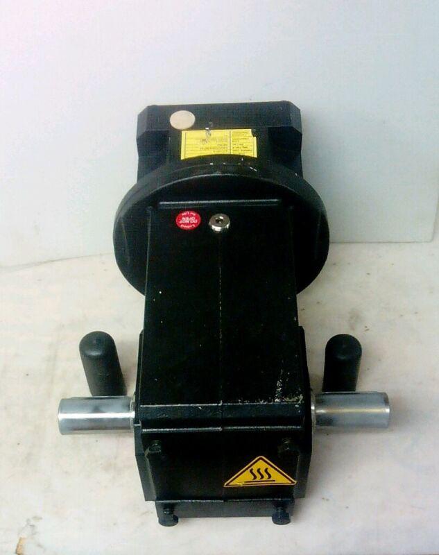 STOBER #(K402VG0040MT40)  GEAR REDUCER SERVO DRIVE. (4:1 RATIO)