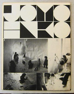 Rare Fluxus Periodical V Tre #9 John Lennon Yoko Ono & Flux 1970 George Maciunas