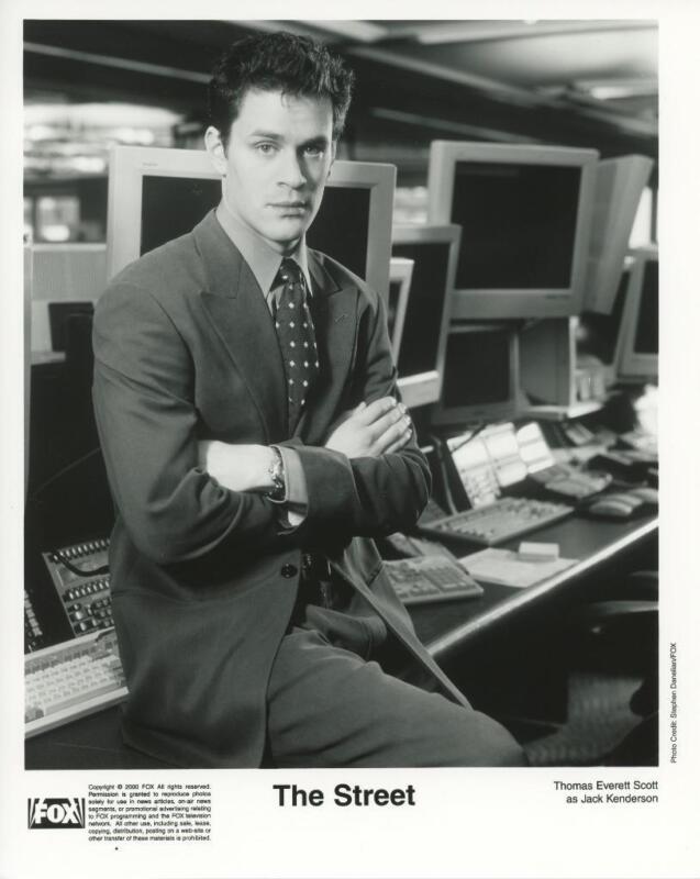 """Tom Everett Scott in """"The $treet"""" Original TV Still"""