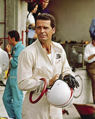 GRAND PRIX CINERAMA JAMES GARNER GREAT PHOTO