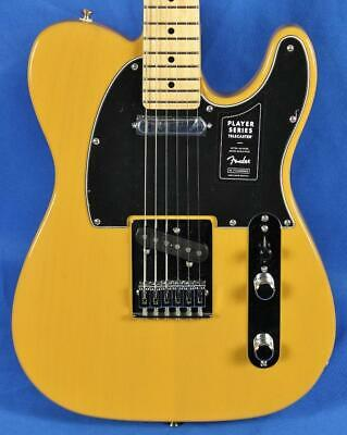 Fender Player Series Telecaster Tele Butterscotch Blonde Electric Guitar