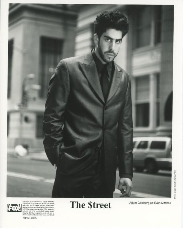"""Adam Goldberg in """"The $treet"""" Original TV Still"""